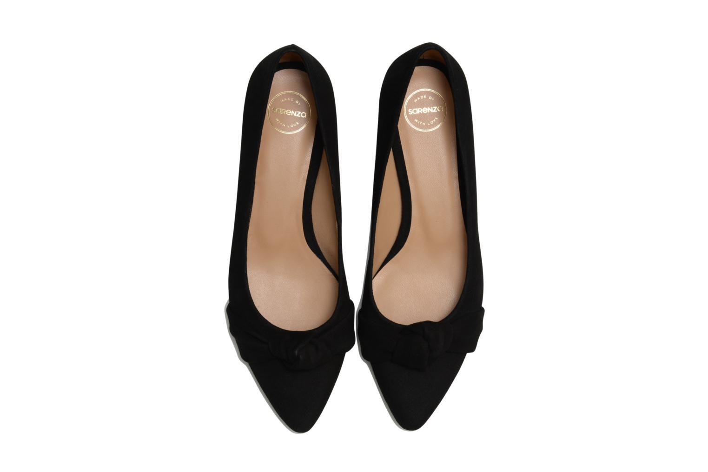 Ballerines Made by SARENZA Honey Tea #1 Noir vue portées chaussures