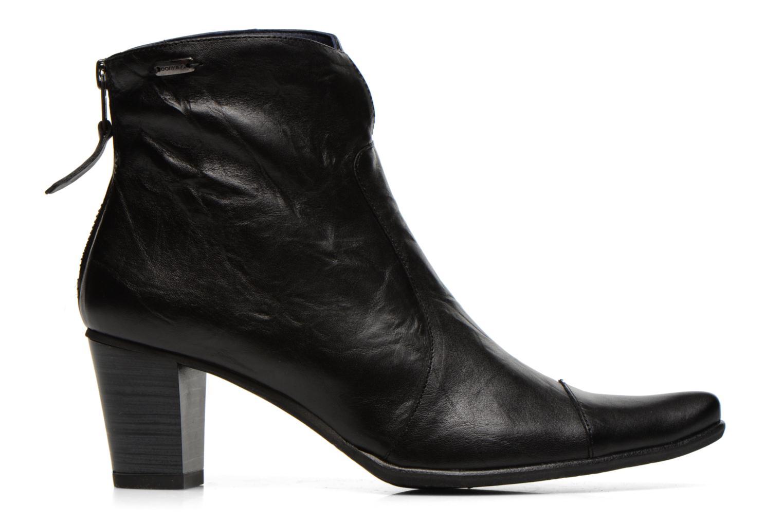 Bottines et boots Dorking DEISY 6034 Noir vue derrière