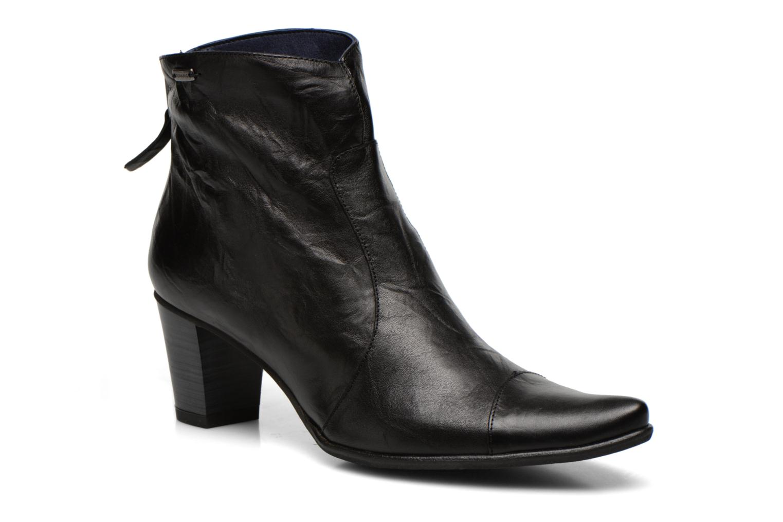 Bottines et boots Dorking DEISY 6034 Noir vue détail/paire