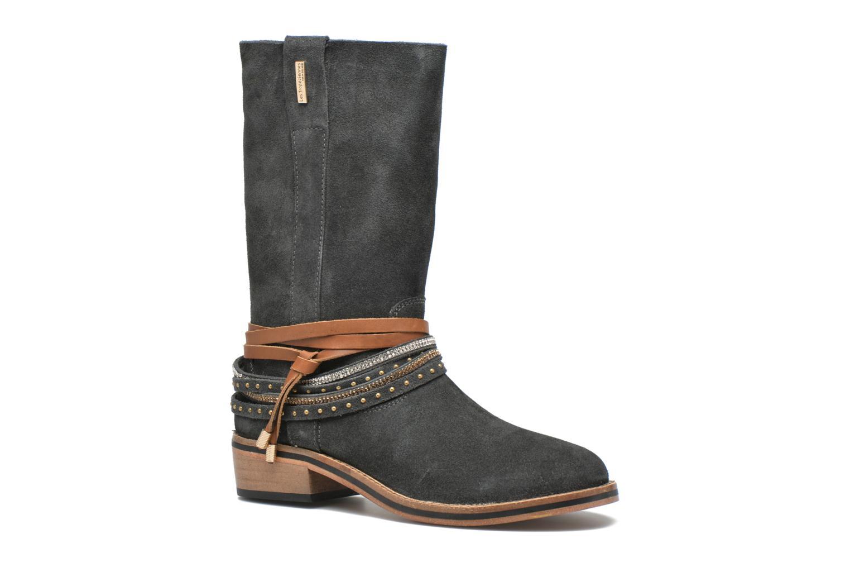 Nuevos zapatos para hombres y mujeres, descuento por tiempo limitado Les Tropéziennes par M Belarbi Apache (Gris) - Botines  en Más cómodo