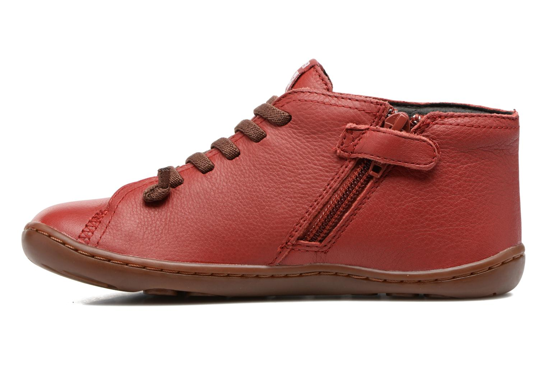 Bottines et boots Camper Peu Cami Kids 2 Rouge vue face