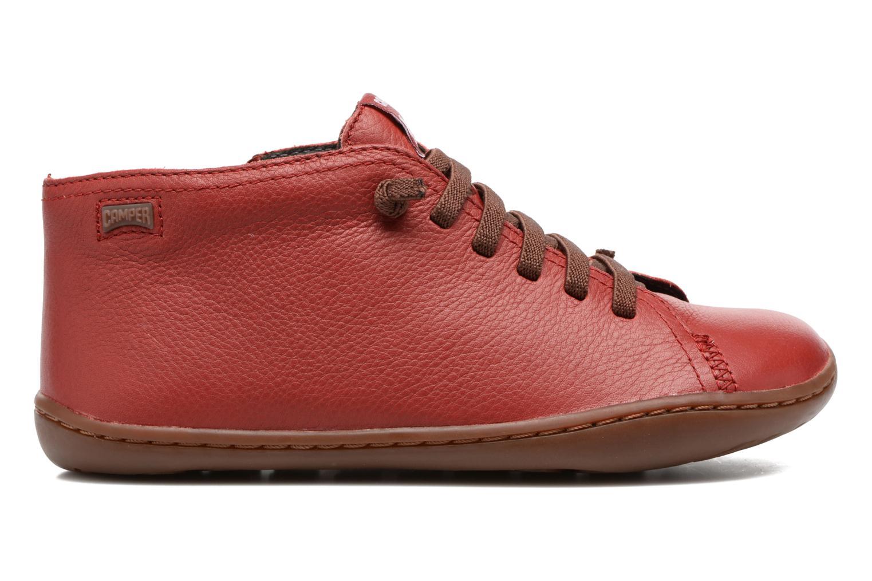 Bottines et boots Camper Peu Cami Kids 2 Rouge vue derrière