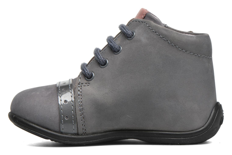 Bottines et boots Aster OFANNA Gris vue face
