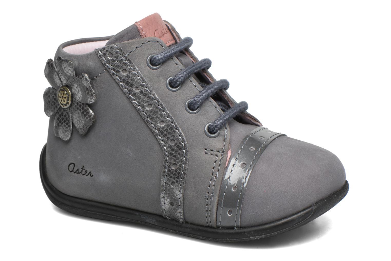 Bottines et boots Aster OFANNA Gris vue détail/paire
