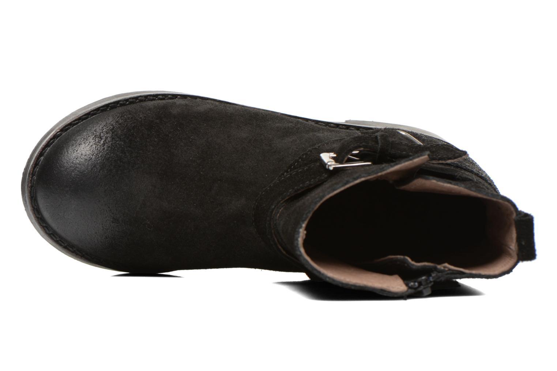 Bottes Aster NINON Noir vue gauche