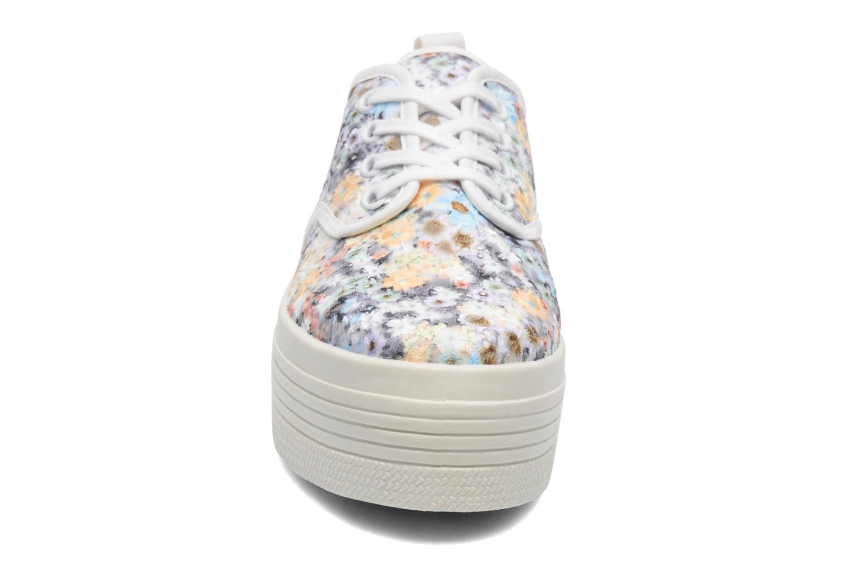 Baskets Ippon Vintage Yuka Elisa Multicolore vue portées chaussures