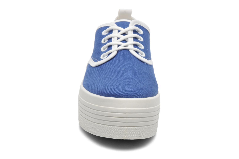 Baskets Ippon Vintage Yuka Casual Bleu vue portées chaussures
