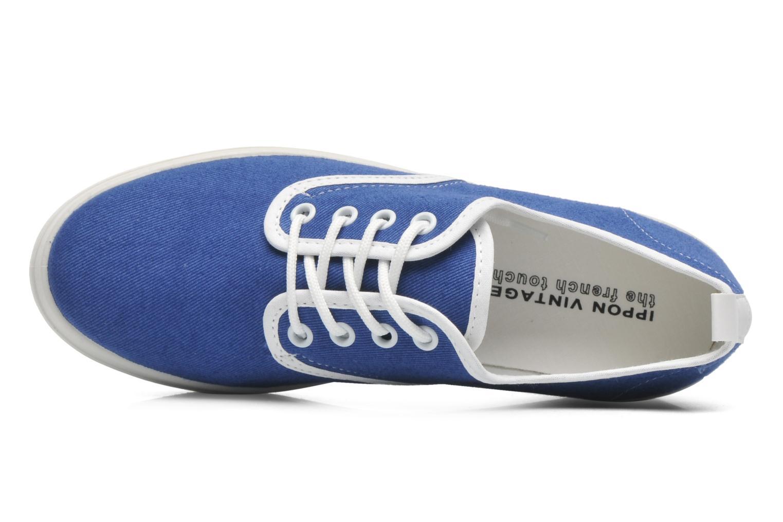 Baskets Ippon Vintage Yuka Casual Bleu vue gauche
