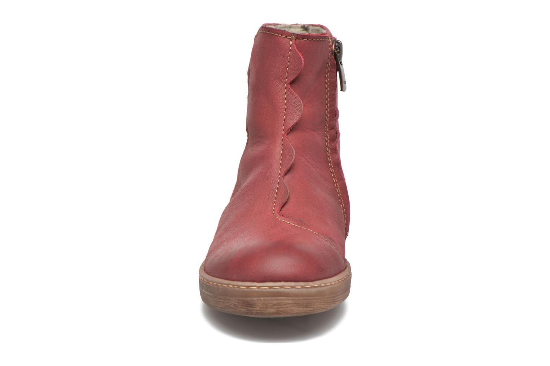 Boots en enkellaarsjes El Naturalista KEPINAE047 Rood model
