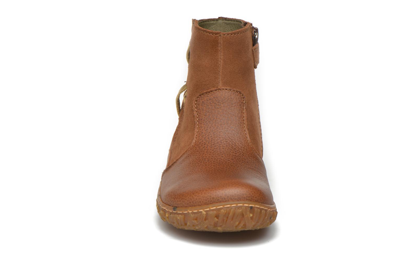 Bottines et boots El Naturalista NIDO E748 Marron vue portées chaussures