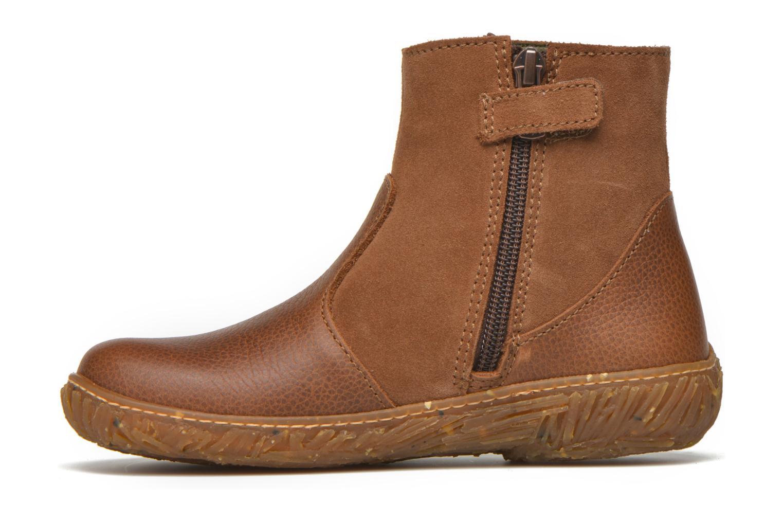 Bottines et boots El Naturalista NIDO E748 Marron vue face