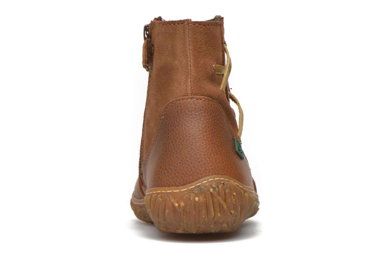 Bottines et boots El Naturalista NIDO E748 Marron vue droite