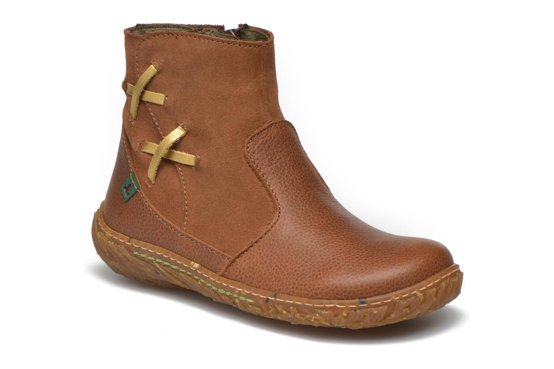Bottines et boots El Naturalista NIDO E748 Marron vue détail/paire