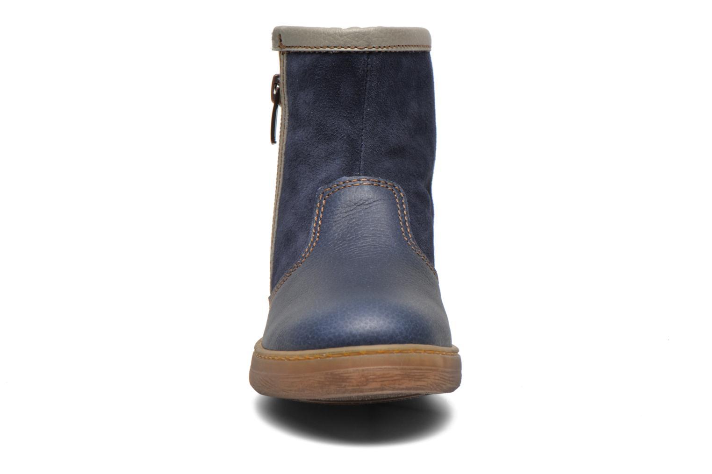 Bottines et boots El Naturalista KEPINA E048 Bleu vue portées chaussures