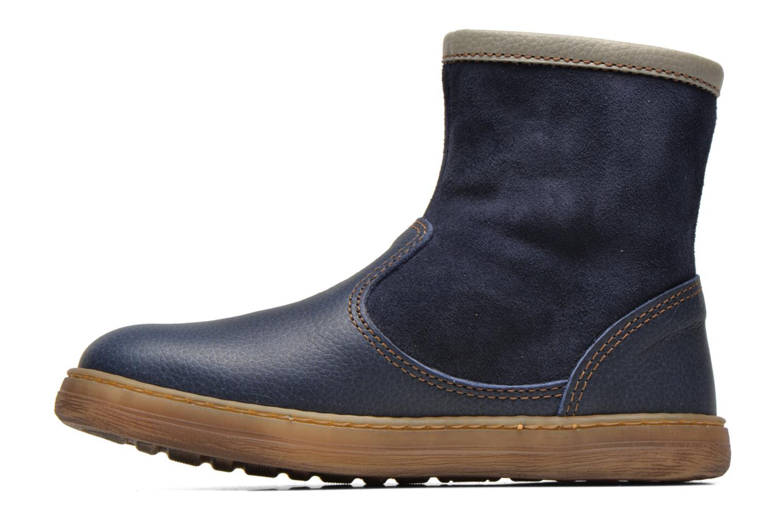 Bottines et boots El Naturalista KEPINA E048 Bleu vue face