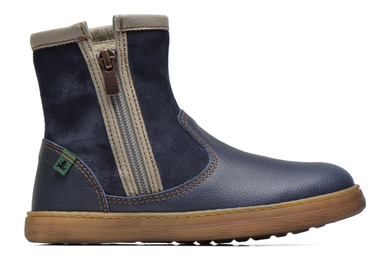 Bottines et boots El Naturalista KEPINA E048 Bleu vue derrière