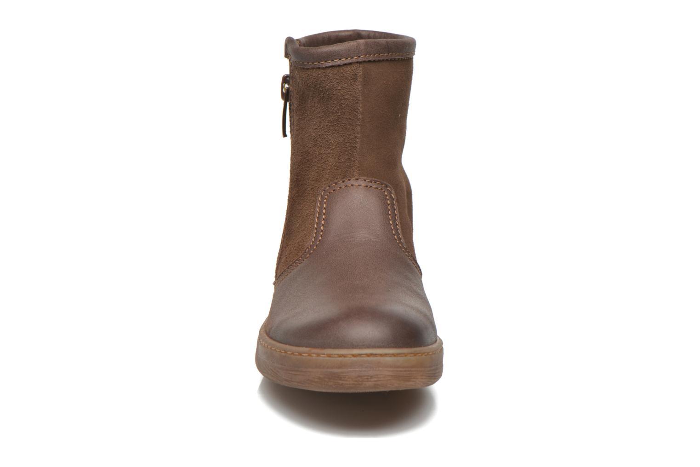 Boots en enkellaarsjes El Naturalista KEPINA E048 Bruin model
