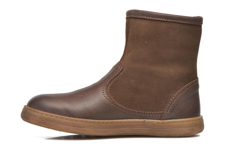 Boots en enkellaarsjes El Naturalista KEPINA E048 Bruin voorkant