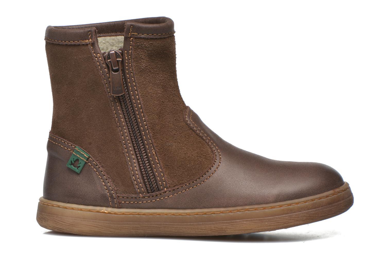 Boots en enkellaarsjes El Naturalista KEPINA E048 Bruin achterkant