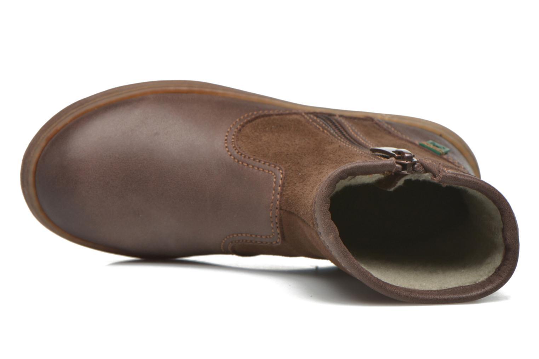 Bottines et boots El Naturalista KEPINA E048 Marron vue gauche