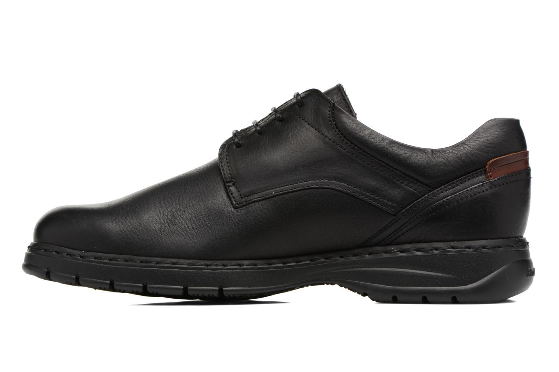 Chaussures à lacets Fluchos Crono 9145 Noir vue face