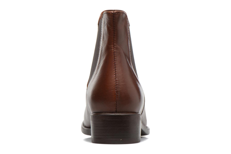 Bottines et boots Elizabeth Stuart Ferry 294 Marron vue droite