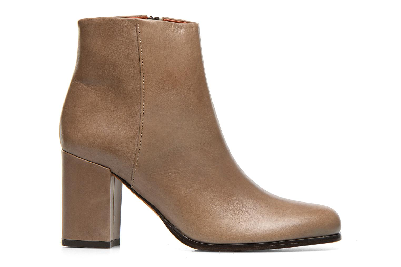 Bottines et boots Elizabeth Stuart Samy 304 Beige vue derrière