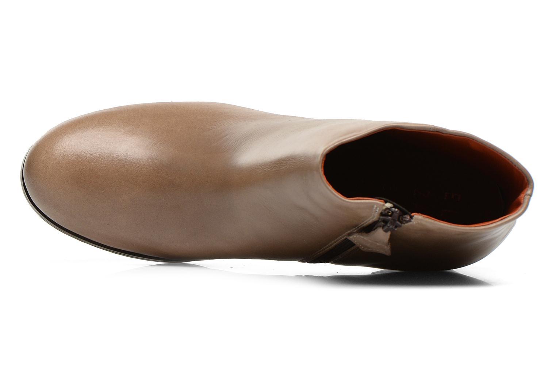 Bottines et boots Elizabeth Stuart Samy 304 Beige vue gauche