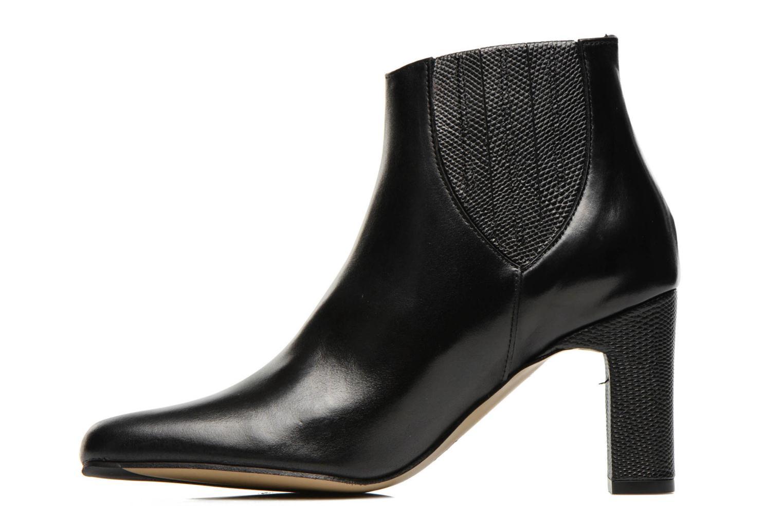 Bottines et boots Elizabeth Stuart Ginny 906 Noir vue face