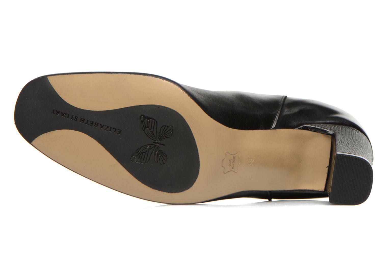Bottines et boots Elizabeth Stuart Ginny 906 Noir vue haut