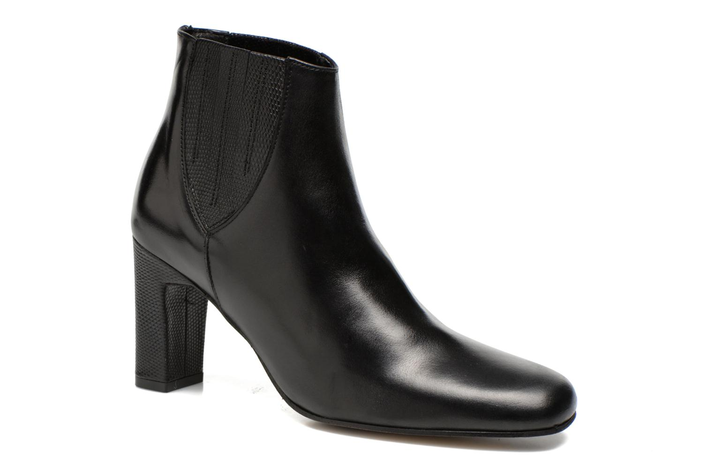 Bottines et boots Elizabeth Stuart Ginny 906 Noir vue détail/paire