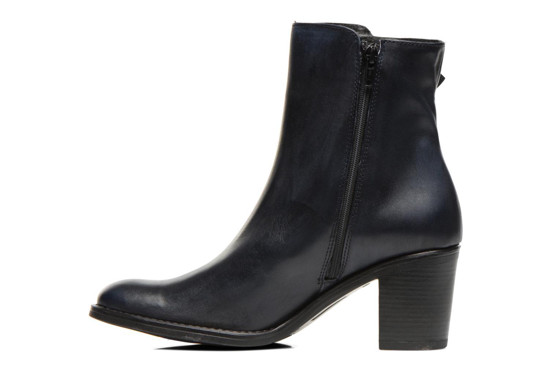 Bottines et boots Elizabeth Stuart Monica 294 Bleu vue face