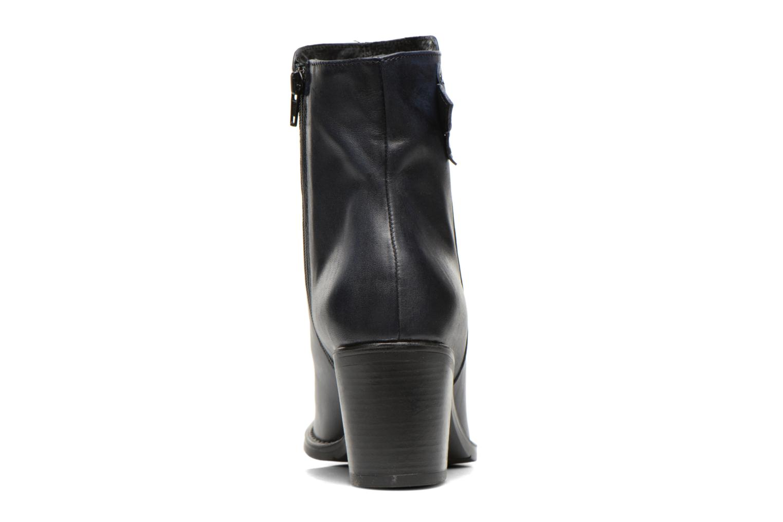 Bottines et boots Elizabeth Stuart Monica 294 Bleu vue droite