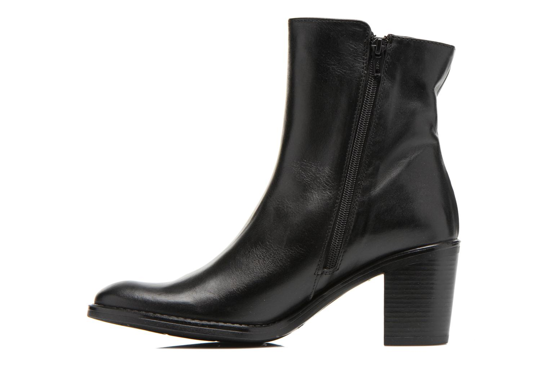 Bottines et boots Elizabeth Stuart Monica 294 Noir vue face