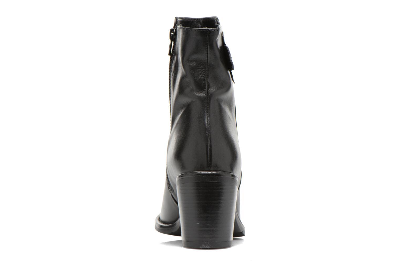 Bottines et boots Elizabeth Stuart Monica 294 Noir vue droite