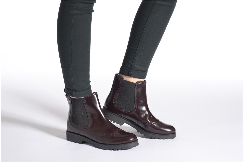 Bottines et boots Elizabeth Stuart Sitac 298 Noir vue bas / vue portée sac