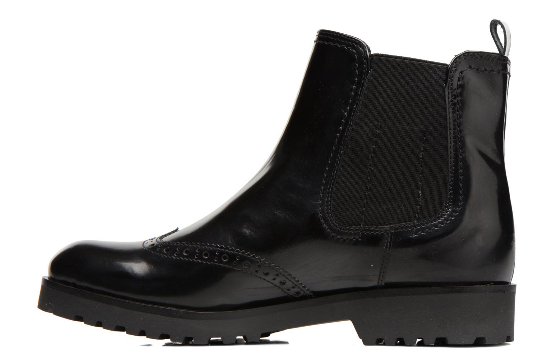 Bottines et boots Elizabeth Stuart Sitac 298 Noir vue face