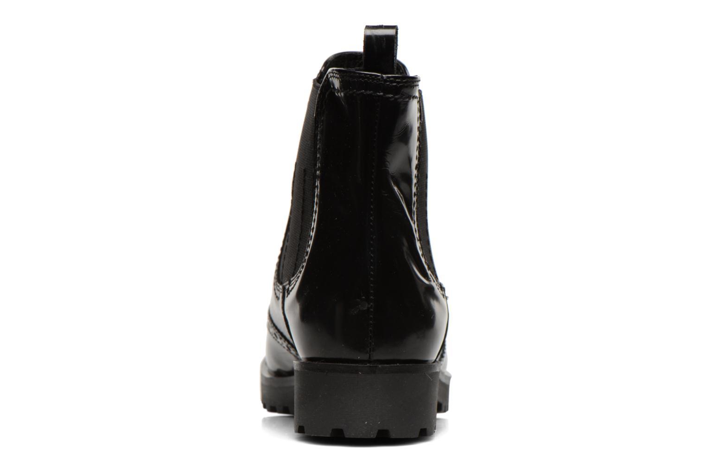 Bottines et boots Elizabeth Stuart Sitac 298 Noir vue droite
