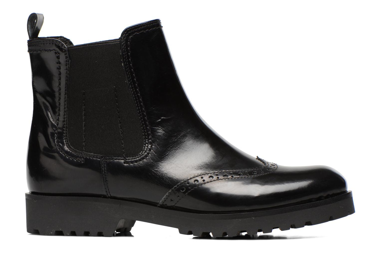 Bottines et boots Elizabeth Stuart Sitac 298 Noir vue derrière