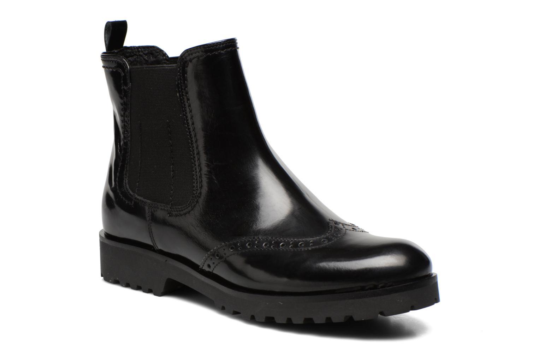 Bottines et boots Elizabeth Stuart Sitac 298 Noir vue détail/paire