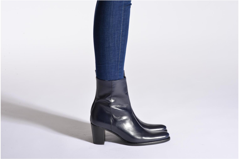Bottines et boots Muratti Venicia Noir vue bas / vue portée sac
