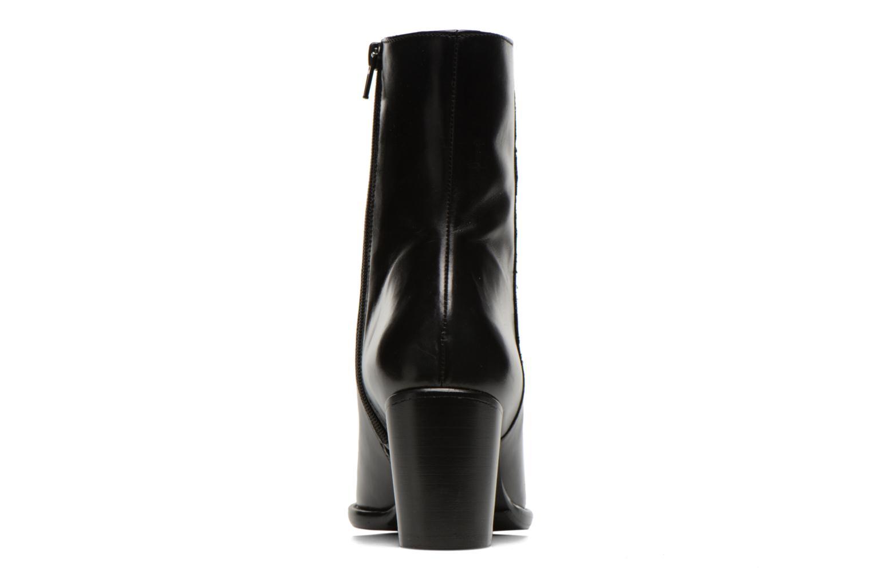 Bottines et boots Muratti Venicia Noir vue droite