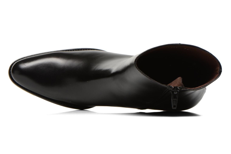 Bottines et boots Muratti Venicia Noir vue gauche