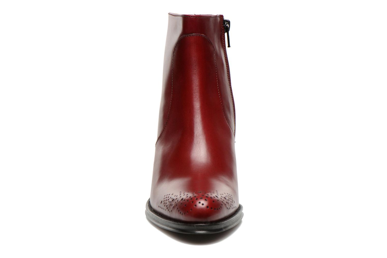 Bottines et boots Muratti Aimos Rouge vue portées chaussures