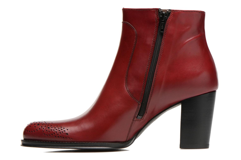 Bottines et boots Muratti Aimos Rouge vue face