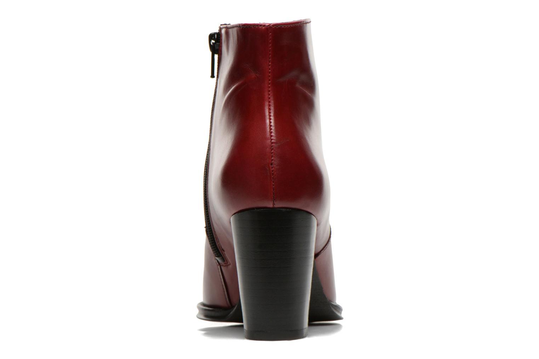 Bottines et boots Muratti Aimos Rouge vue droite
