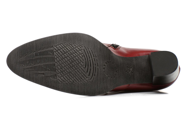 Bottines et boots Muratti Aimos Rouge vue haut