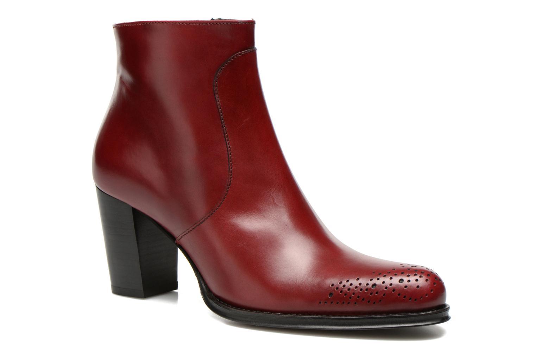 Bottines et boots Muratti Aimos Rouge vue détail/paire