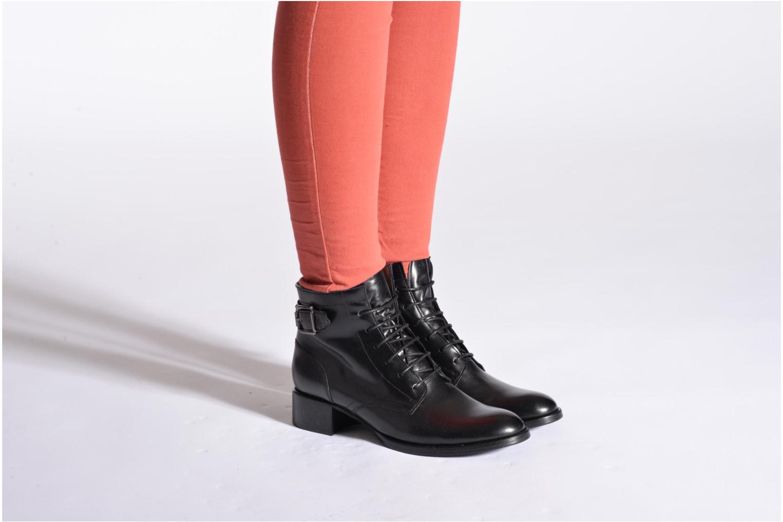 Bottines et boots Muratti Clein Noir vue bas / vue portée sac