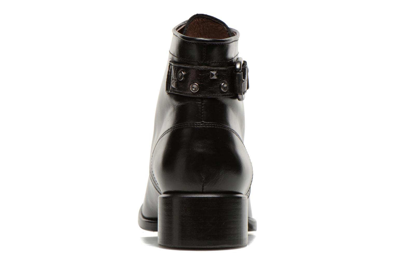 Boots en enkellaarsjes Muratti Clein Zwart rechts